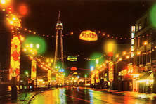 Blackpool Attractions close to Hotel Libra